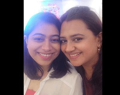 Sadhvi & Saumya Kapur