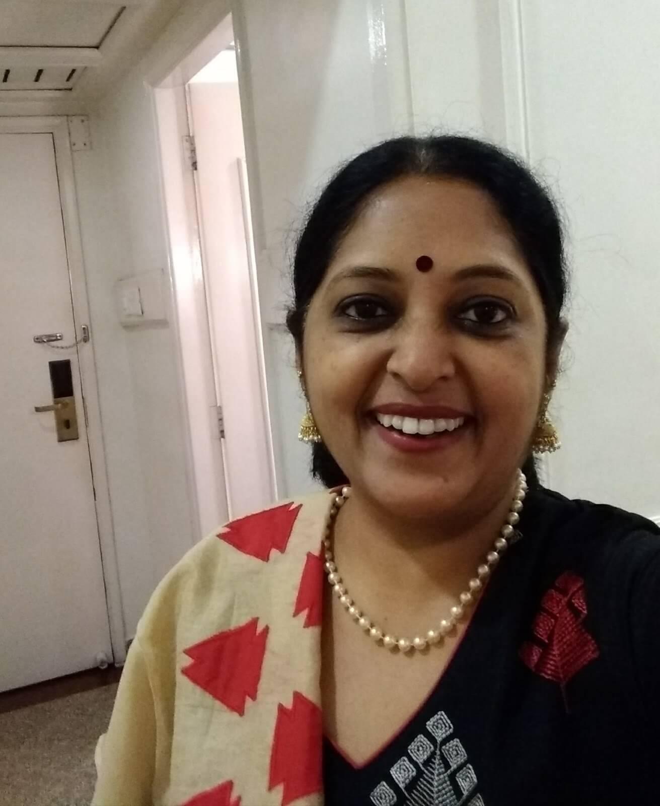 Rajani Vaidyanathan