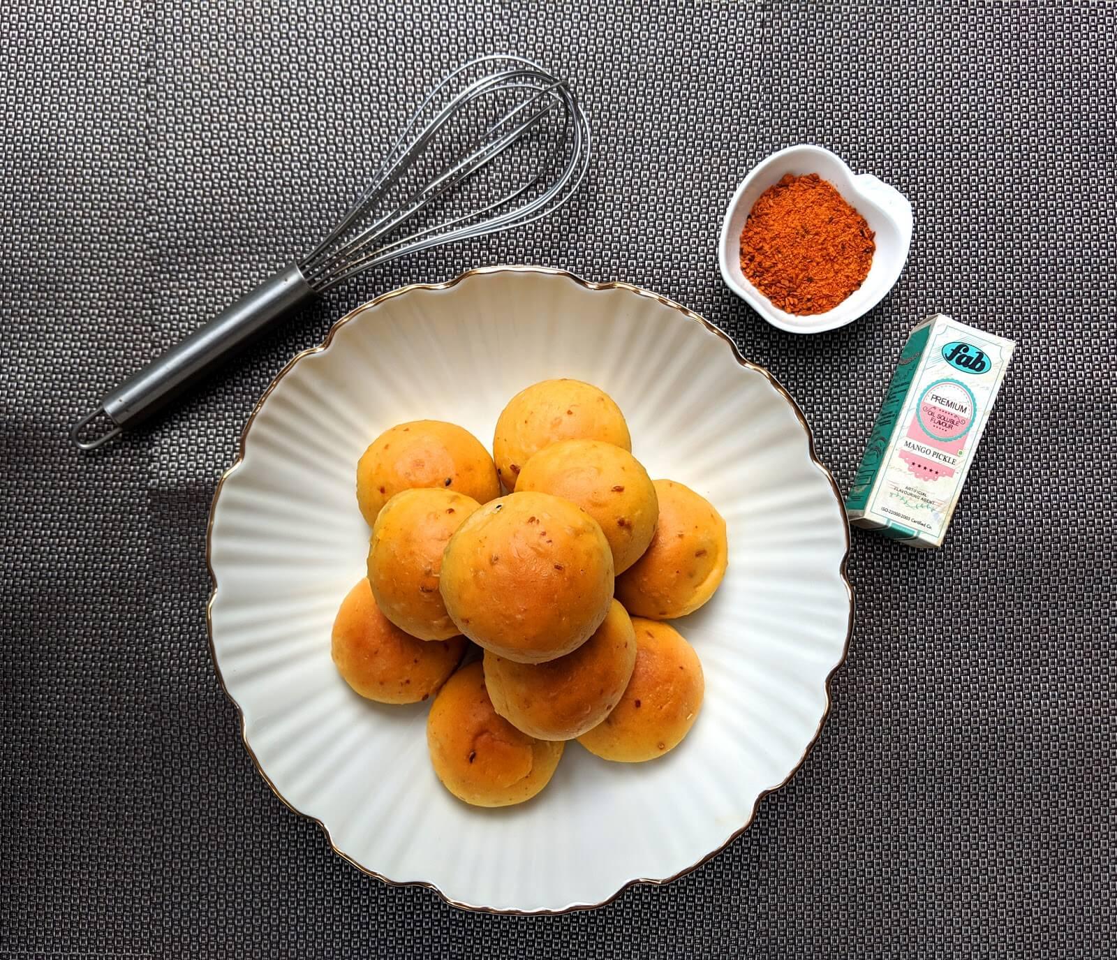 Caramelised-kulfi